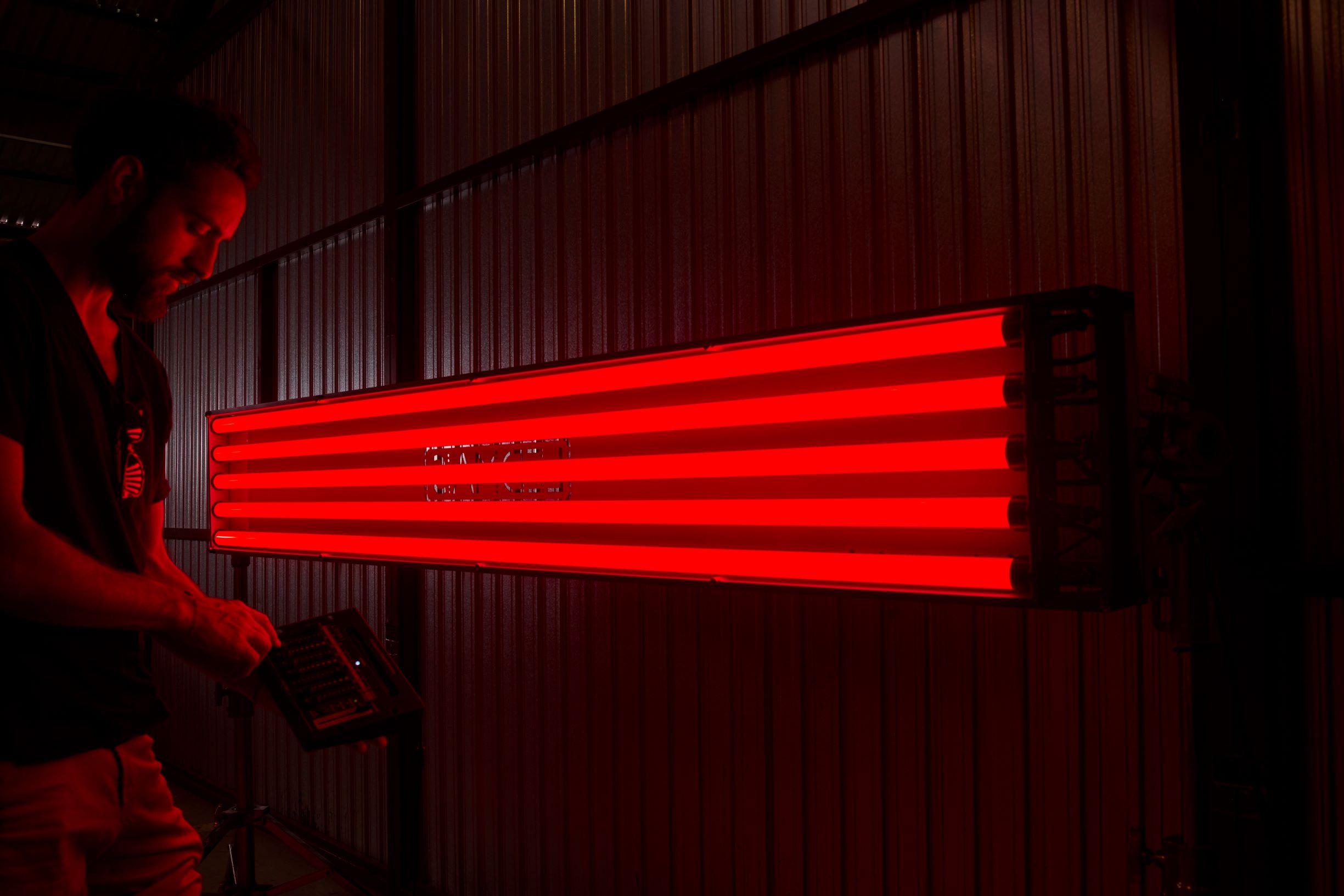Iluminador de LED